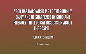 Tullian Tchividjian Quotes