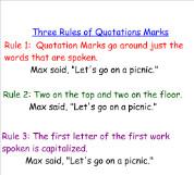 English Subject Quotes Subject: english language arts