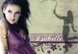 isabelle lightwood quotes