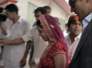Boxer Vijender Singh archana wedding photos medalist Vijender Singh