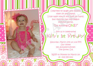 Birthday Quotes for Girls http://www.etsy.com/listing/76432538/1st ...
