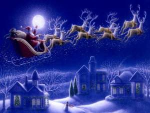 """... all you must believe in yourself!"""" – Santa Claus' psychologist"""