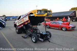 World Series Drag Racing Nitro Funny Cars Nostalgia