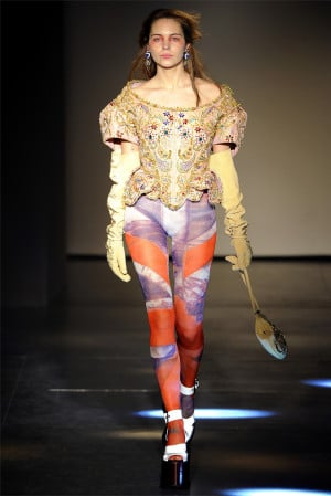 Vivienne Westwood F/W 2012 Paris