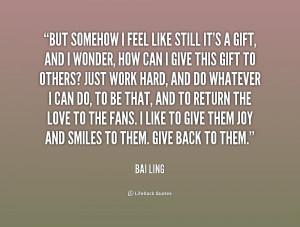 bai ling quotes i m one of the best actresses one day i will win an ...