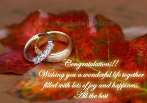 congratulations engagement 1 Congratulations wishes for engagement ...