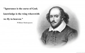 william-shakespeare-knowledge-quote-wallpapers