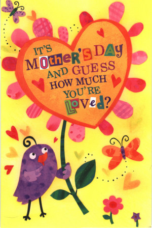 Happy Mother's Day Quotes, Messages, Sayings & Cards