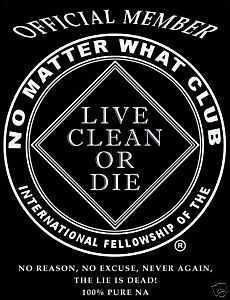 ... narcotics anonymous remain cleaning living cleaning recovery stuff