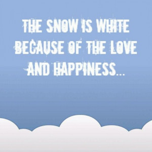 Cute Winter Quotes