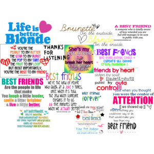 Crazy Best Friend Sayings The