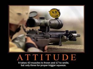 40 Funny Gun Motivational Posters
