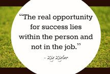 Career Inspiration & Quotes / by Landrum Human Resources