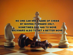 Game Of Chess Awesome Picture Quote