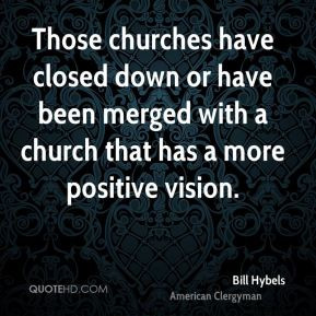 Those churches have closed down or have been merged with a church that ...
