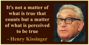 Famous Henry Kissinger Quotes