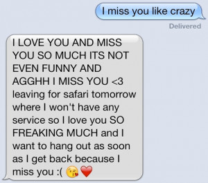 love my best friend :,) I miss you like crazy