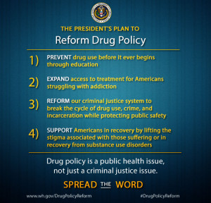 More Funds Target Treatment than Law Enforcement & Incarceration