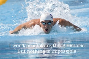 Michael Phelps' Most Inspiring Quotes Could Lure Anyone Back Out of ...