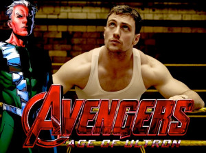 Aaron Johnson Confirmed For...