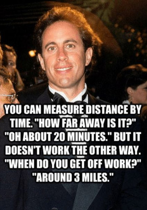 Jerry Seinfeld Funny Quotes