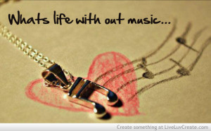cute, life, music, quote, quotes