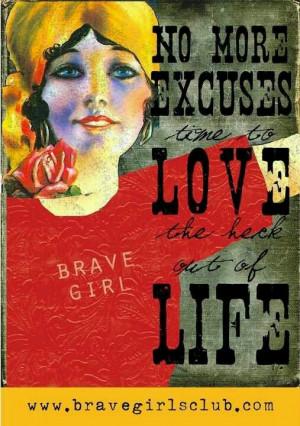 Brave girls club