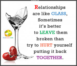 Broken Heart Quotes and Sayings