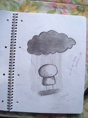 step 4 emo easy to draw pictures emo drawings easy emo love drawings ...