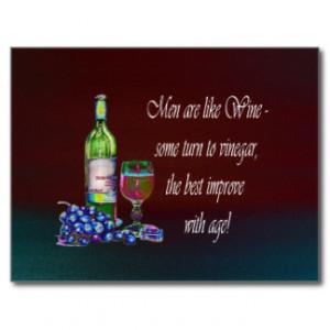 Birthday Funny Wine Quotes