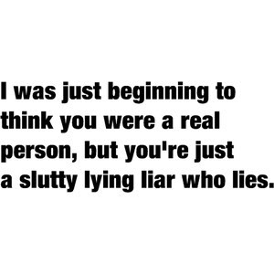 Quotes About Liars...