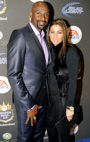 Jerry Rice And Girlfriend