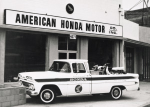 Honda's 50th anniversary in the US is fast approaching. The magic ...