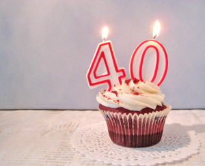 My 40th Birthday and a Giveaway