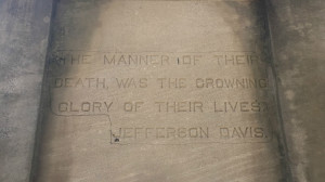 Jefferson Davis Quotes