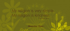 dalai-lama-quote-very-simple-my-religion-is-kindness-wallpaper-The ...