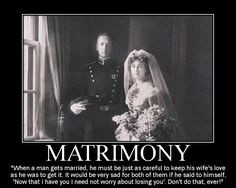 George S. Patton on Marriage via The Art of Manliness