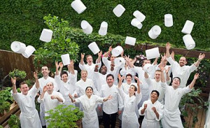 Saying Goodbye to Charlie Trotter's