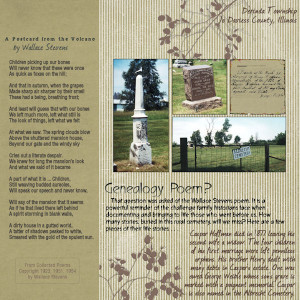 Related Pictures Genealogy Poems...