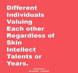 Famous Diversity Quotes