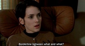 Girl Interrupted- quotes - girl-interrupted Fan Art