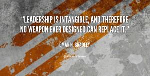 Omar Bradley Quotes