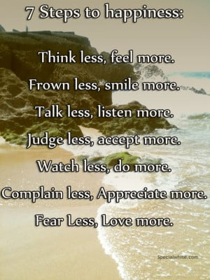 ... include: conscience quotes, happiness, love quotes, quote and steps