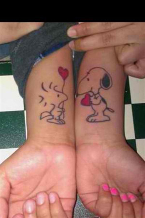 Couples Tattoos – Top 25