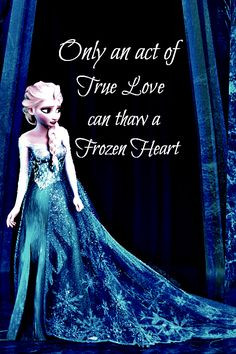 Frozen Movie Quotes