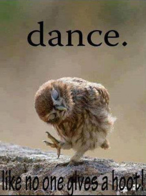 ... at dance quotes and this cute picture with a quote came up here it is