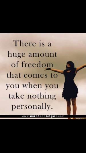 Freedom!..My Goal