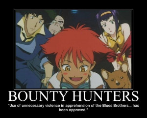Cowboy Bebop Like A Boss