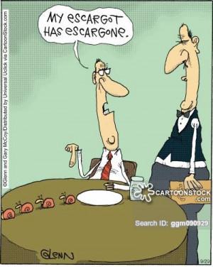 restaurants-waiter-waitress-service-customer_service-snail-ggm090929l ...