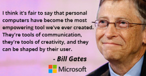 Bill Gates Quotes Technology